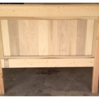 Fancy Farmhouse Headboard: Part I